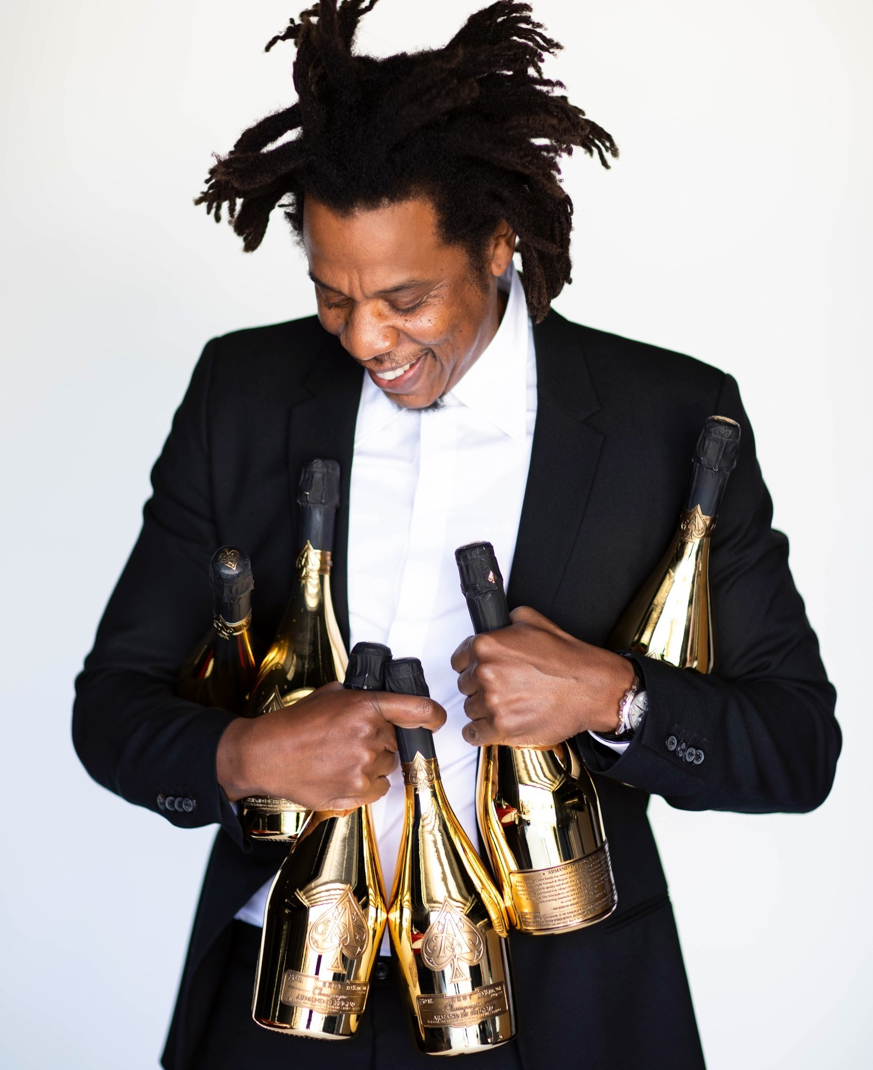 Moët Hennessy scoops up  50% of Jay-Z's Champagne Armand de Brignac