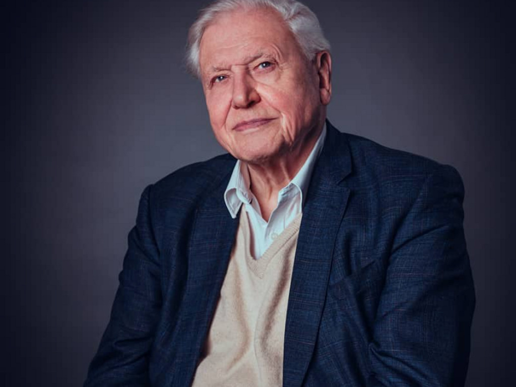 Climate Change is the biggest security risk: Sir David Attenborough