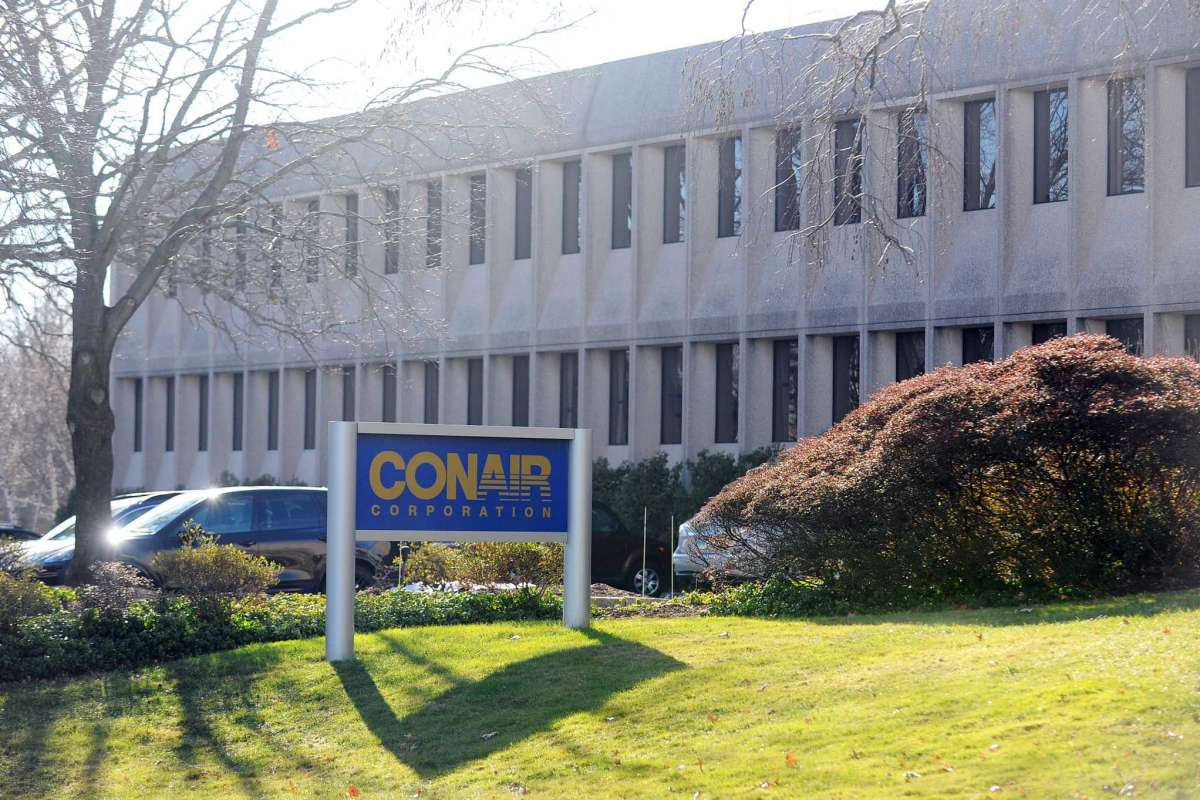 Conair Corporation To Be Acquired By private equity firm, American Securities